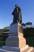 The Pere Marquette Statue