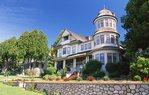 """A """"Cottage"""" on Mackinac Island"""
