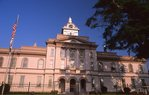 The Cleburne County Courthouse