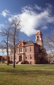 The Pipestone County Courthouse