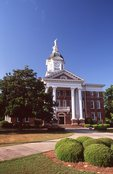 The Jenkins County Courthouse