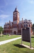 The Fillmore County Courthouse (1893)