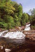 Kent Falls on Falls Brook