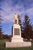 The Sir William Johnson Statue