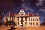 The Blanco County Courthouse