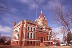 The Sioux County Courthouse