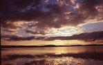 Stella Lake at Sunset