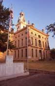 The Red River County Courthouse (1884)