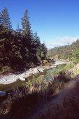 The Van Duzen River