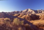 Early Morning in the White River Badlands