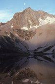 Snowmass Peak and Snowmass Lake