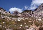 The Fremont Trail in the Wind River Range
