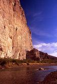 The Entrance to Boquillas Canyon on the Rio Grande