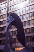 The White Sox Picasso at Daley Plaza, October 2005