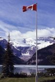 Lake Louise and the Victoria Glacier in 1972