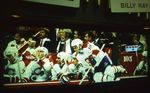 A Photo Mural in the Montreal Forum