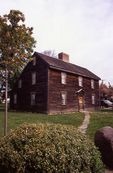 The Birthplace of President John Adams (1735)