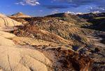 Badlands in Alberta