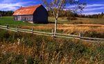 An Old Barn on the Gaspe Peninsula