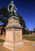 The Captain John Smith Memorial at Jamestown