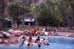 The Swimming Pool at Phantom Ranch, before the 1966 Flood