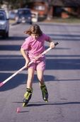 Street Hockey in Southern California