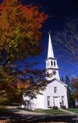 A Rural Congregational Church in Vermont (1806)