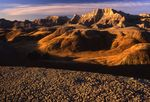 Morning in the White River Badlands