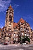 The Cincinnati City Hall (1893)
