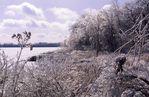 An Ice Storm at Baker's Lake