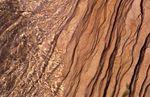 Bedrock Sandstone at the Lake Superior Shoreline