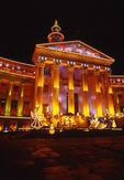 Christmas at the Denver Civic Center