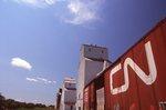 Historic Grain Elevators in Manitoba