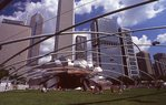 The Jay Pritzker Pavilion (2004), Designed by Frank Gehry