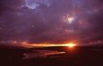 A Stormy Sunrise over Leila Lake