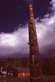 The World's Oldest Totem Still in its Original Location