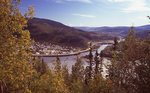 The Confluence of the Klondike and Yukon Rivers