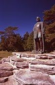 The Jean Nicolet Statue