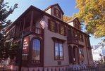 The Joshua Chamberlain Home at Bowdoin College