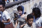 A Puerto Rican Schoolteacher Leads her Students on a Field Trip to El Morro Fortress