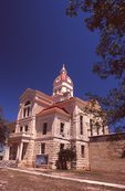 The Bandera County Courthouse