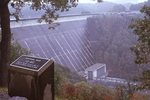 Fontana Dam, Viewed from Great Smoky Mountains National Park