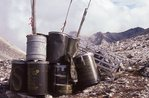 Collection of 2 Tons of Trash Thoughtlessly Left by Denali Climbing Parties