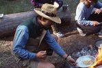 Breakfast for a Wilderness Trail Crew