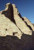 The Pueblo Bonito Ruins