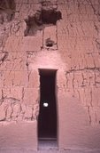 A Doorway in the Casa Grande Ruins