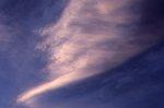 Cloud over the Utah Desert (Cloud Study #65)