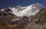 Tahoma Glacier in 1987