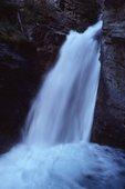 The Lower Falls of Johnston Creek