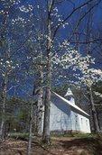 The Methodist Church in Cades Cove (1902)